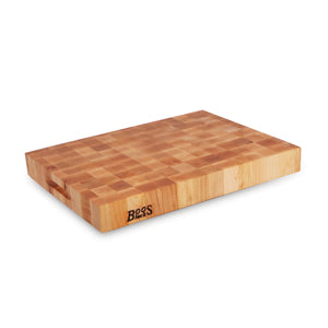 "John Boos 20"" x 15"" x 2.25"" End Grain Block"
