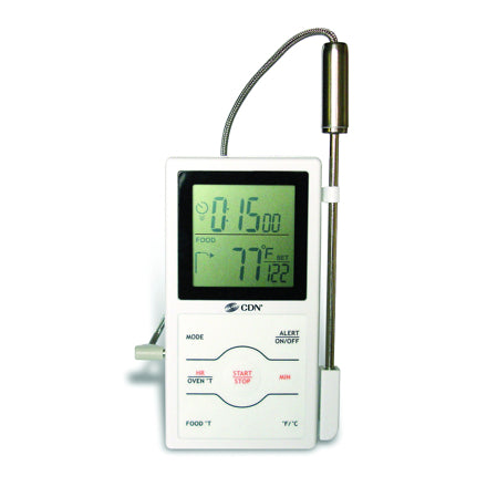 CDN Digital Probe Dual-Sensing Thermometer