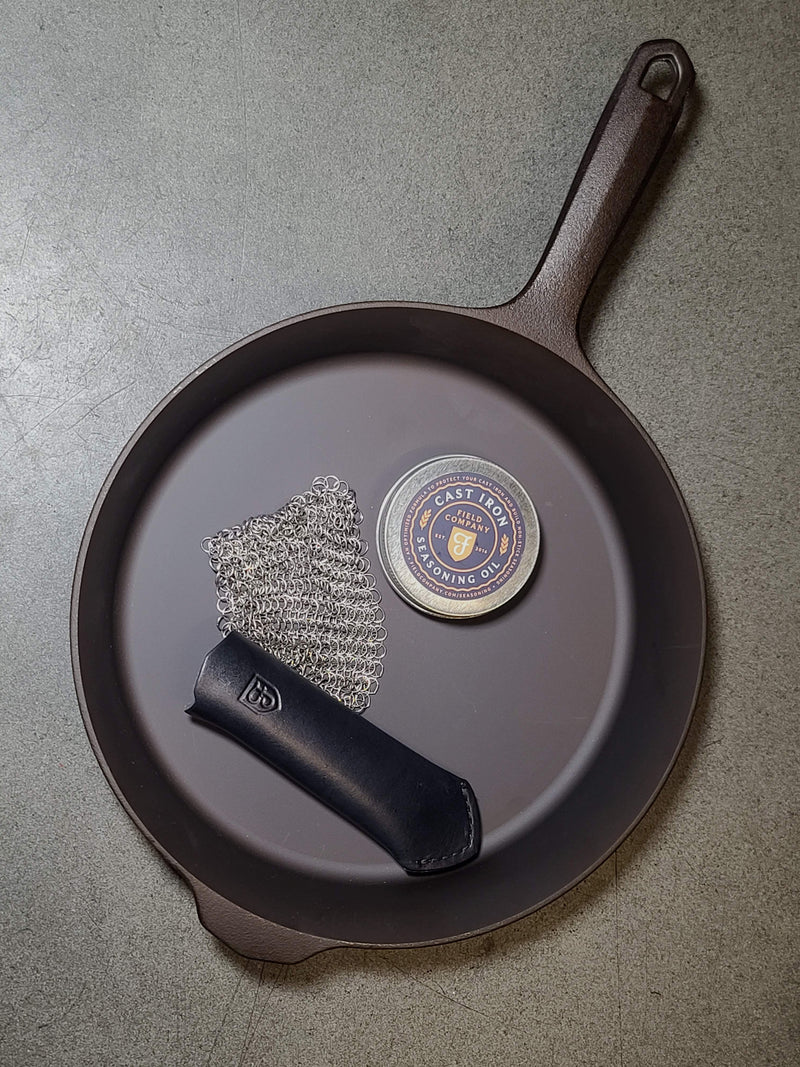 The Ultimate Field Skillet Bundle