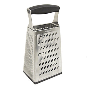 Cuisipro 4-Sided Box Grater Surface Glide