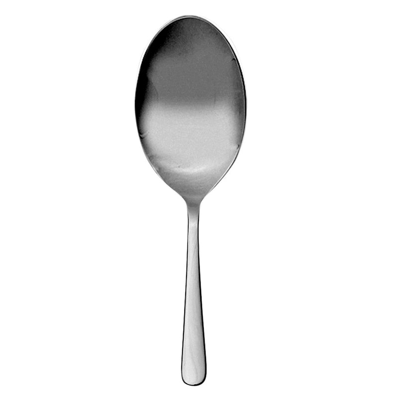 Eco Short Handle Serving Spoon 24.5cm