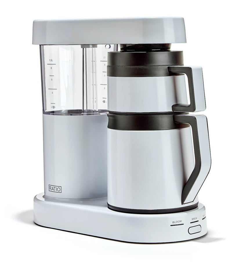 Ratio 6 Coffee Maker -  White