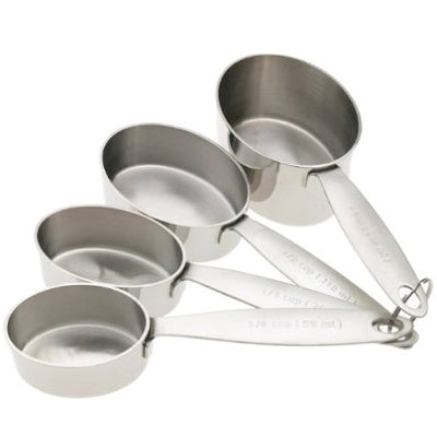 Cuisipro Stainless Steel Measuring Cups