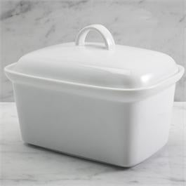 Covered Butter Dish BIA 1lb