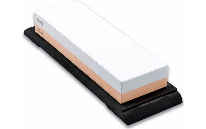 Global Sharpening Stone Large (240 Rough/1000 Medium) Global