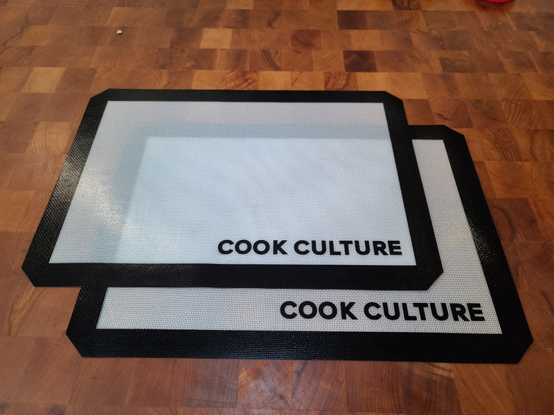 Cook Culture 12 x 16.5 inch Silicone Baking Mat