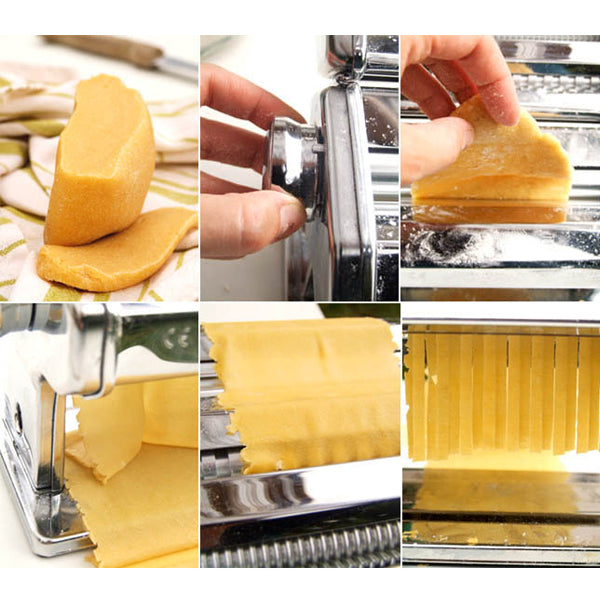 Marcato Atlas 180 Manual Pasta Machine - 7-in. Roller