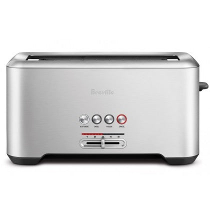 "Breville ""The Bit More"" 4-Slice Toaster Long Slot"