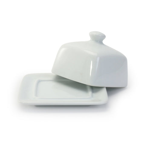 BIA Square Butter Dish 4""