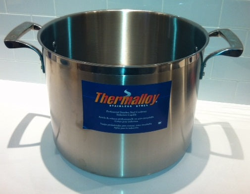 Thermalloy Deep Stockpot20qt