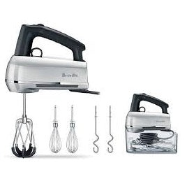 "Breville ""The Handy Mix Scraper"" Hand Mixer"