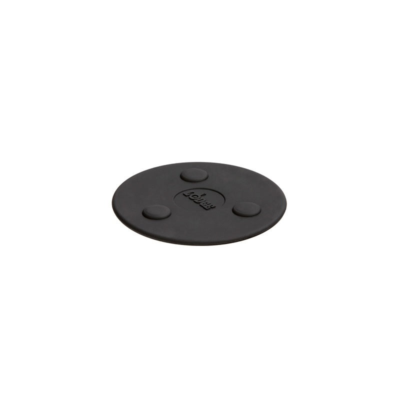 "Lodge 5.75"" Magnetic Trivet Black"