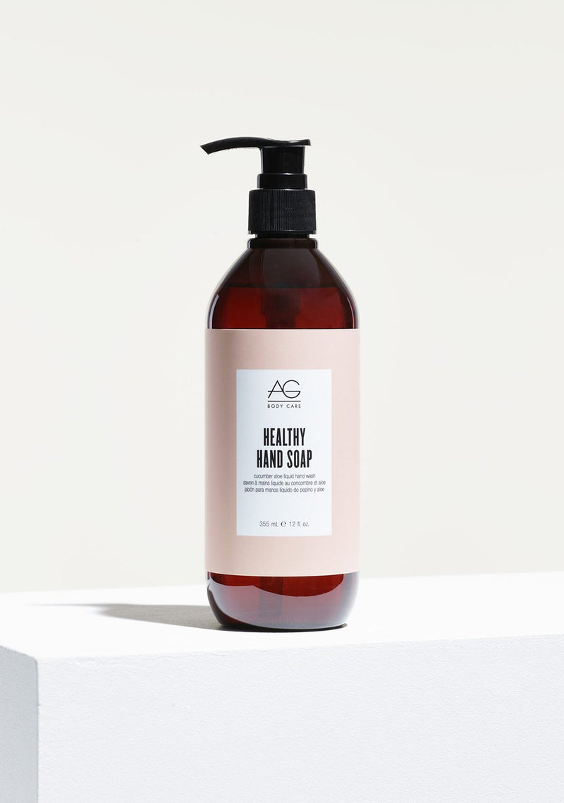 AG Healthy Hands Soap 355 ml/12 oz