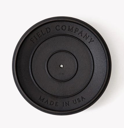 Field Cast Iron Lid for No.8 Skillet