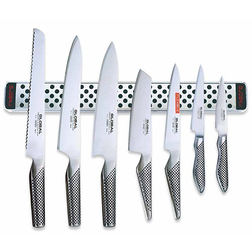"Global 16"" Magnetic Knife Rail"