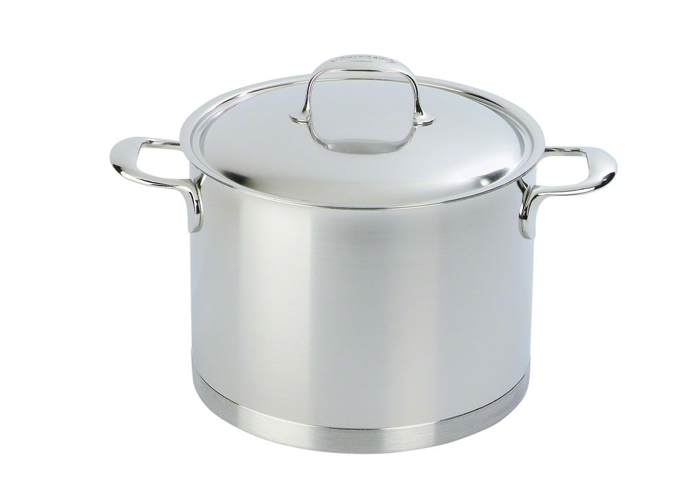 Demeyere Atlantis Stock Pot 5L with lid