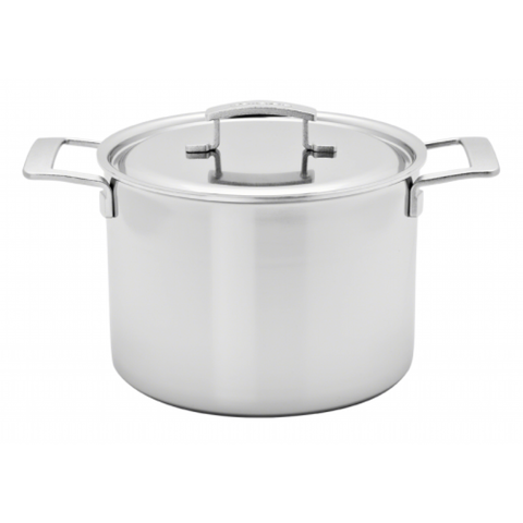 Stock Pot 8qt/7.6L Industry Demeyere
