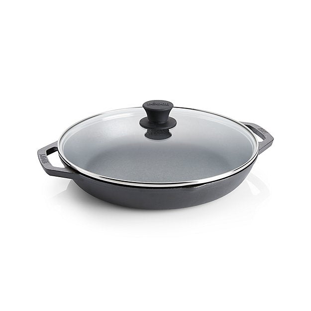 "Lodge 12"" Chef's Collection Everyday Chef's Pan"
