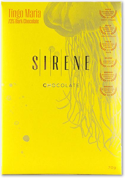 Sirene Bean to Bar Chocolate Tingo Maria 50g