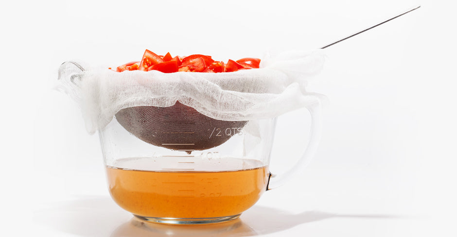 Tomato Water is a delicious and naturally sweet alternative to soda