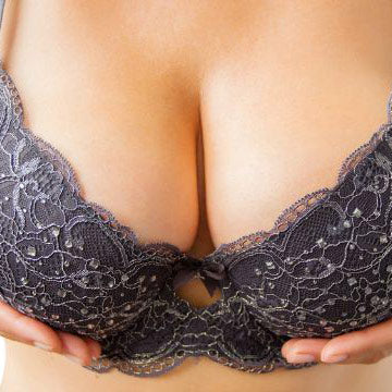A Bra that Gives You Bigger Breasts in Just 7 Days?! Yes, Please!