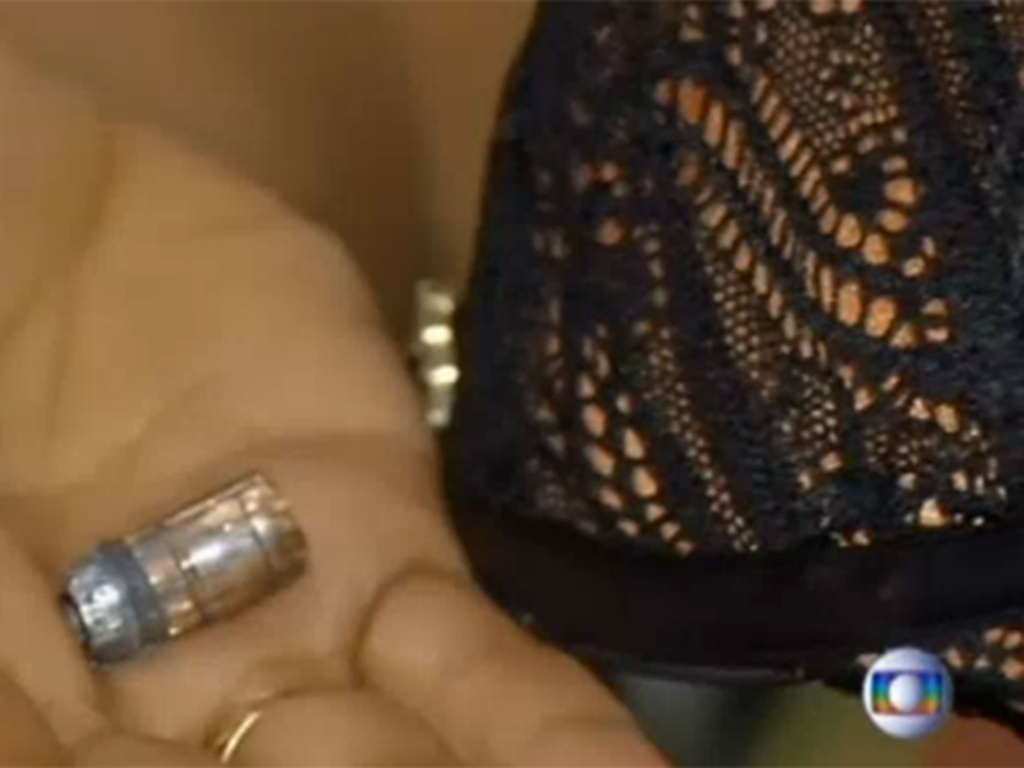 Bulletproof bra saved a woman's life in Brazil!