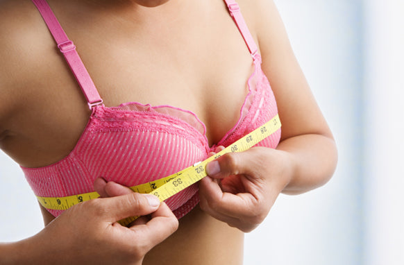 Learning how to measure your bra cup size is crucial for proper fit of your most intimate garment.