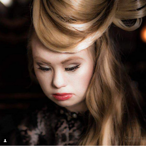 Madeline Stuart will be the first ever fashion model to walk in NYFW