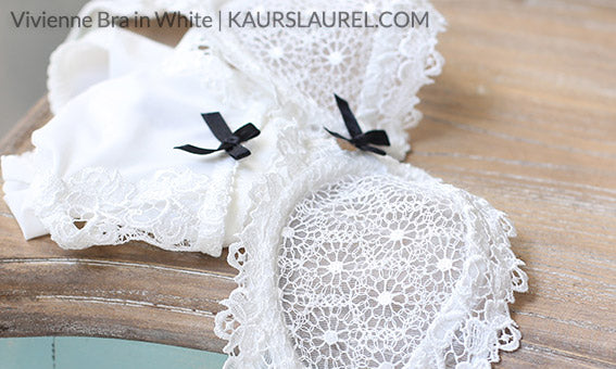 This Vivienne bra is made from high quality lace
