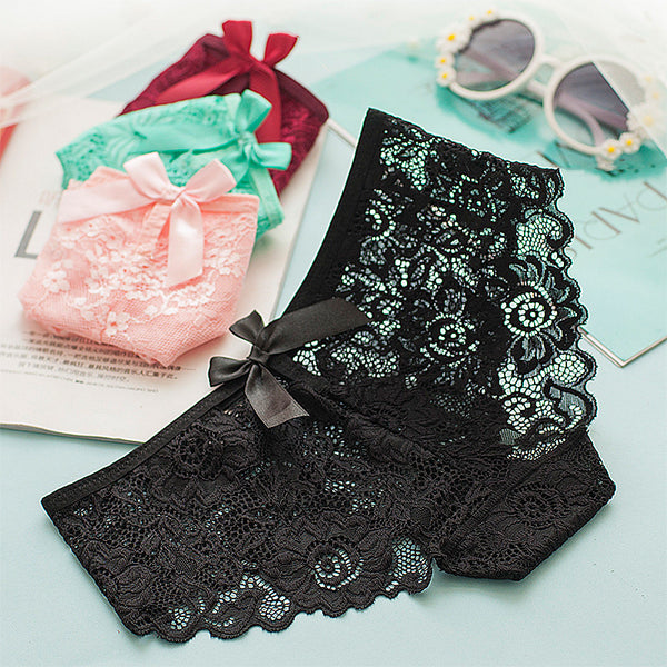 FREE Gift: Lace Cheeky Panty