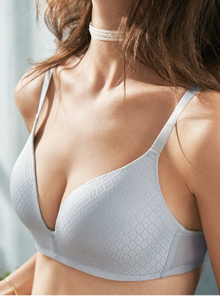 Buy 1 Get 1: Second Skin Push-Up Demi Bra