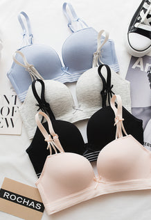 Buy 1 Get 1: Dana Wire-Free T-Shirt Bra