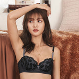 Ava Balconette Push-Up Bra Set