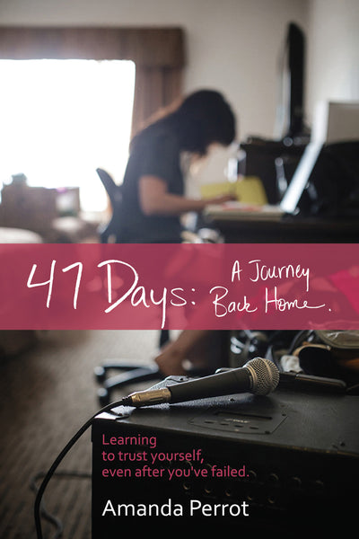 47 Days: A Journey Back Home - book cover image