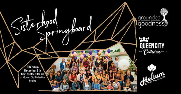 Sisterhood Springboard Event Ticket - December 2019