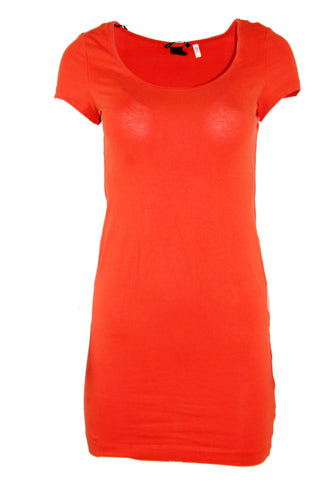 Cap Sleeve Long Top by H&M (Size: S) - Bosko  - 1