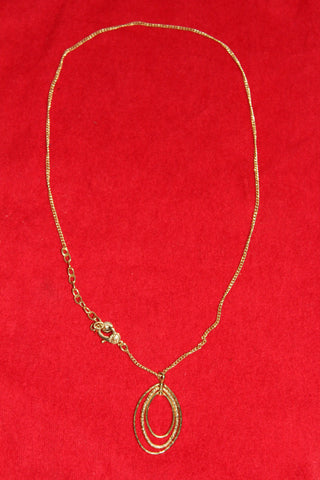 Gold Chain Necklace - Bosko  - 1