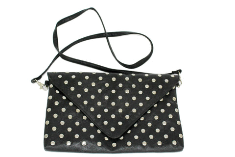 Studded Envelope Clutch by Atmosphere - Bosko  - 1