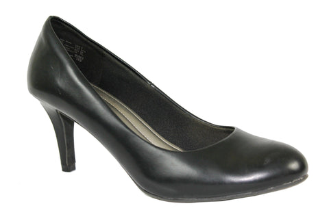 Glossy Heel Pump by Predictions (Size: US9, EU40) - Bosko  - 1