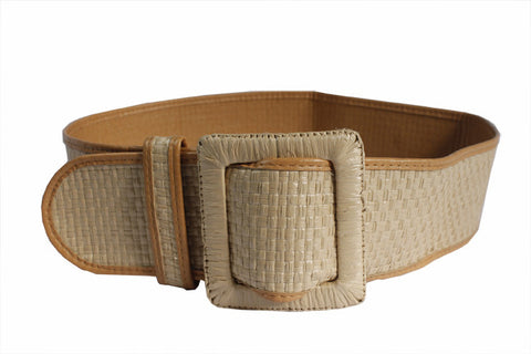 Woven Waist Belt for Women ( Size: S/M) - Bosko