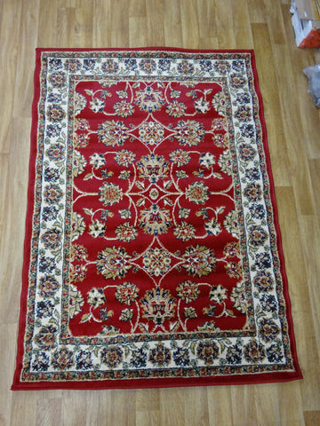 Carrer Red Rug