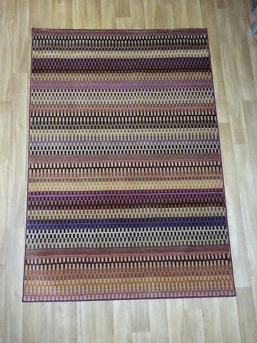 Apollo Terracotta Rug 120 x 180 cm 4' x 6'