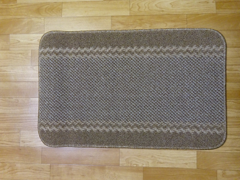Brown Kilkis Anti-slip Rugs