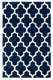 ARABESQUE BLUE RUG