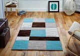 Viva Brown & Teal Rug