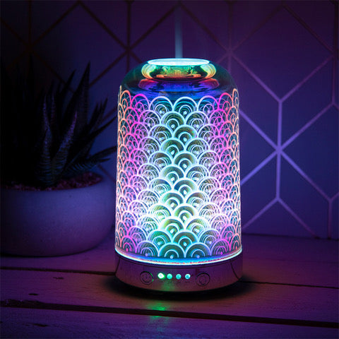 Humidifier Aroma Colour  Changing