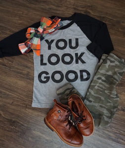 You Look Good - Youth T-Shirt