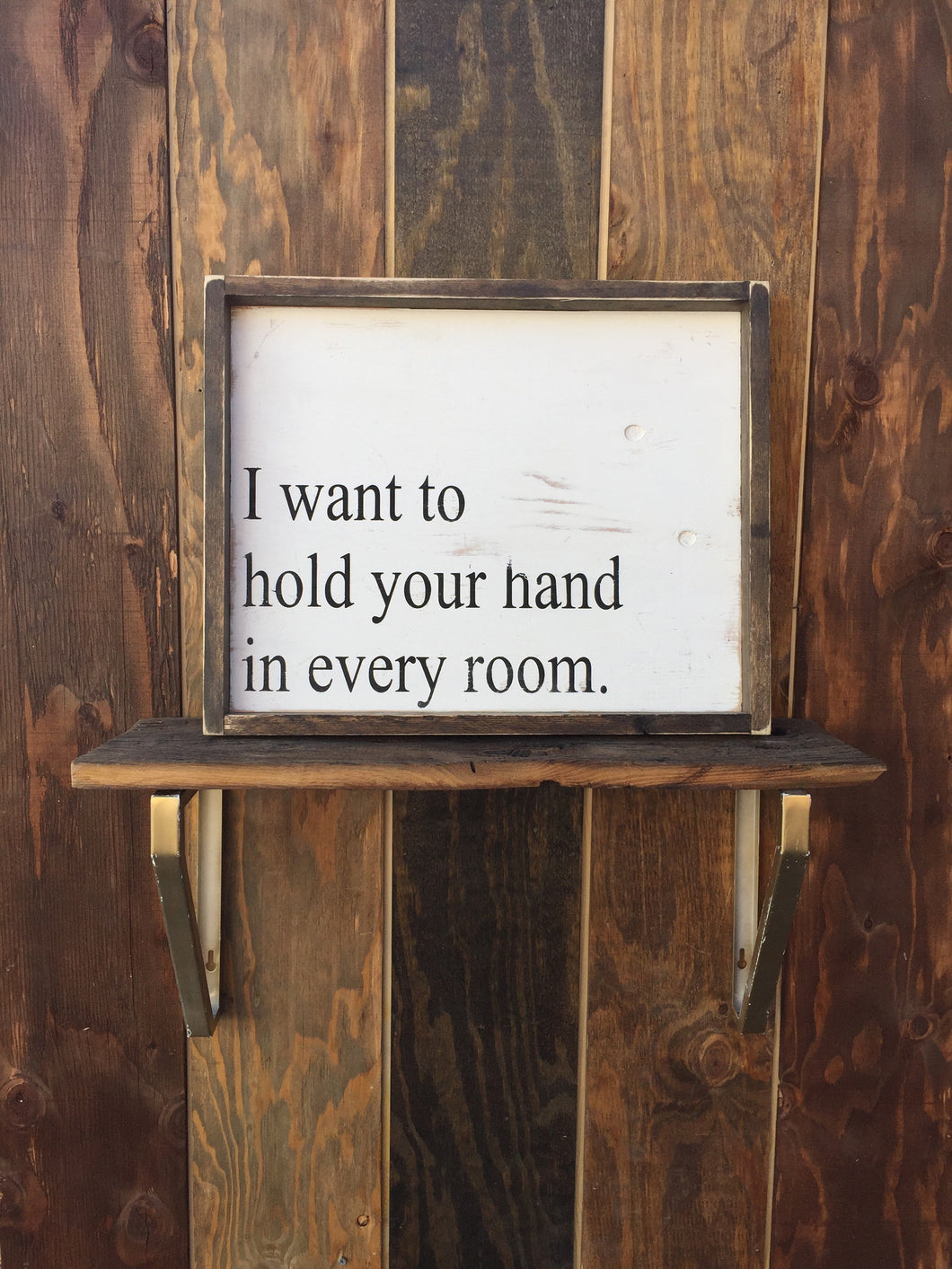 I Want To Hold Your Hand In Every Room