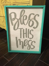 bless-this-mess-wood-sign