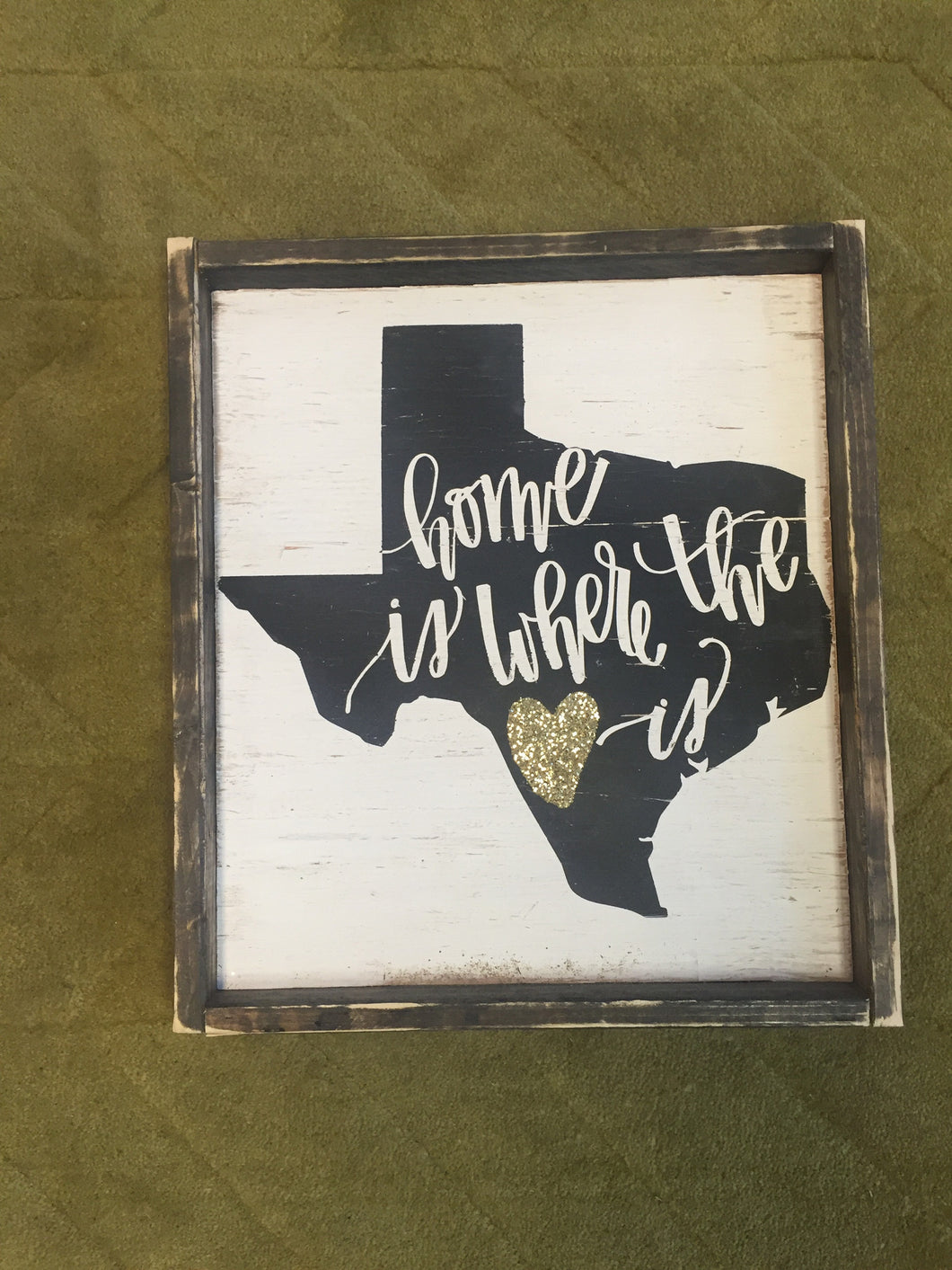 Home Is Where The Heart Is - TX